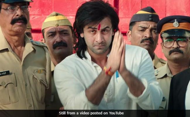 Sanju Teaser: Ranbir Kapoor And The Many Lives Of Sanjay Dutt - Celebs Blitz Twitter