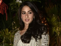 Watch: Sara Ali Khan's <i>Saat Samundar Paar</i> Dance Moves Set The Party Mood