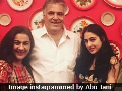 Sara Ali Khan's Party Night With Mom Amrita Singh And This Designer