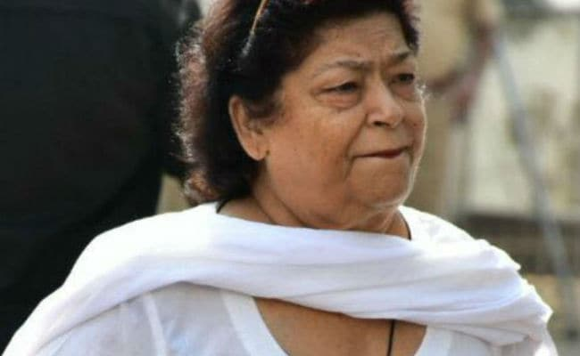 Saroj Khan's Defence Of Casting Couch Outrages Celebs And Twitter. 'Lost Respect,' They Say
