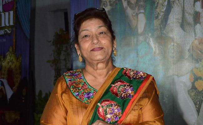 Saroj Khans Shocker On Casting Couch At Least Film -3734