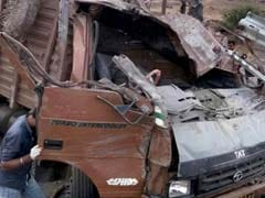 "18 Dead As Truck Overturns Near Pune; Driver ""Dozed Off"", Suspect Police"