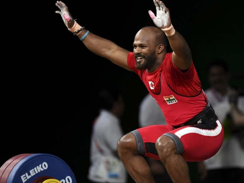 Lifter Sathish Kumar wins gold at CWG
