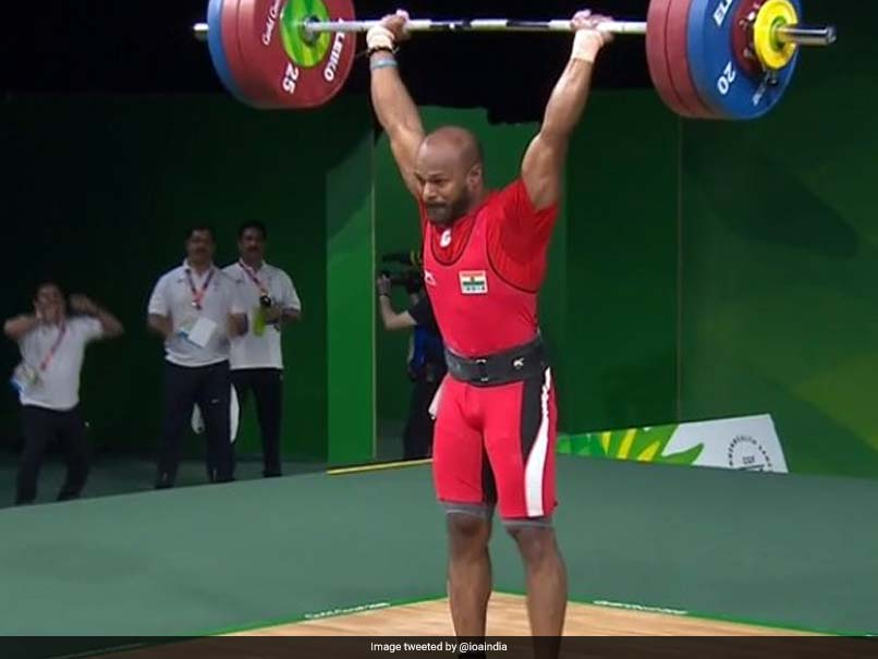 Commonwealth Games 2018: Sathish Kumar Sivalingam earns India third weightlifting gold medal