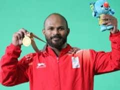 CWG 2018: भारत ने गोल्ड में लगाई हैट्रिक, वेट लिफ्टिंग में सतीश कुमार शिवलिंगम ने जीता स्वर्ण पदक