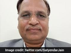 Satyendar Jain Given Additional Charge Of Irrigation And Flood Control