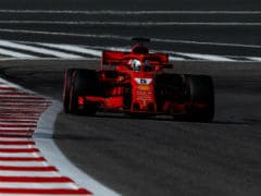 F1: Ferrari Locks Front Row; Hamilton To Start Bahrain GP 9th After Five-Place Grid Penalty