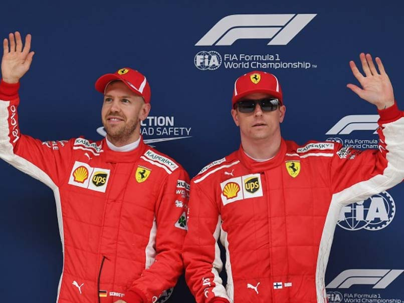 Chinese Grand Prix 2018: Ferrari