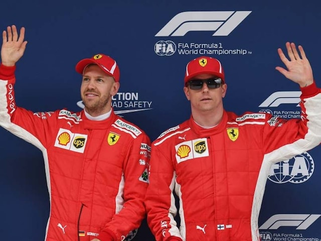 Chinese Grand Prix 2018: Ferraris Sebastian Vettel Flies To Pole As Mercedes Lewis Hamilton Struggles