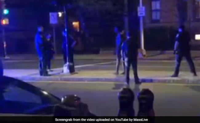 Harvard Student Found Naked On Street, Video Shows Police Punching Him