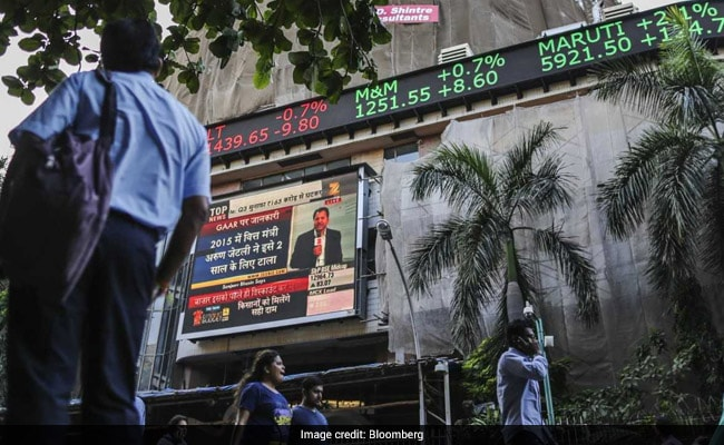 Sensex Rises Over 100 Points, Nifty Above 10,750; Coal India, Titan Top Gainers
