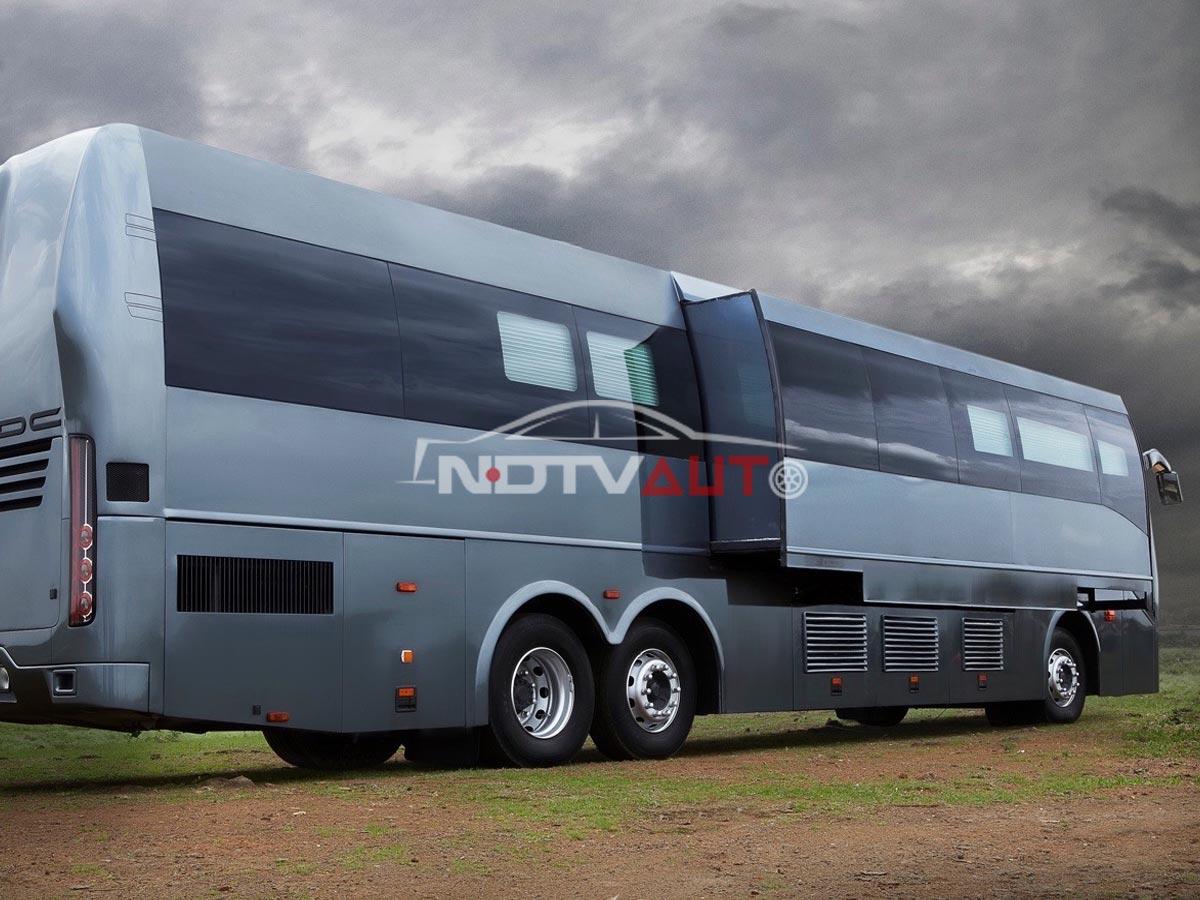 shah rukh khans vanity van by dc design