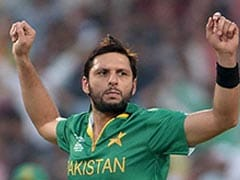 Shahid Afridi, Shoaib Malik, Thisara Perera Named In ICC World XI Squad To Play Against The Windies