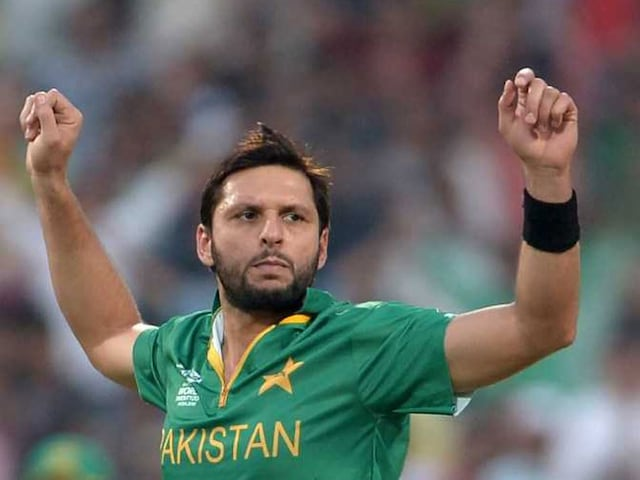 Shahid Afridi, Shoaib Malik, Thisara Perera Named In ICC World XI Squad To Play Against The Windies