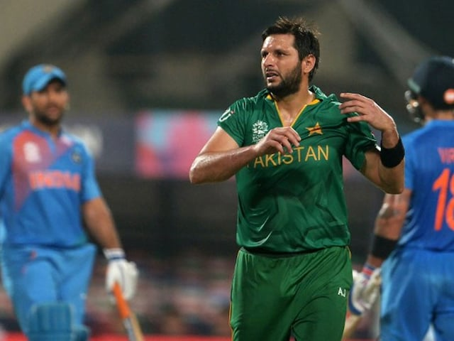Thats how Shahid Afridi made the retirement ridiculous. he has called a day these number of time