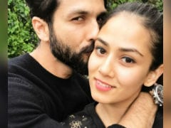 Shahid Kapoor's Wife Mira Rajput Shares First Pic After Pregnancy Announcement. See Inside