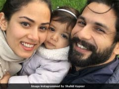 Shahid Says Announcing Mira's Pregnancy Was 'Spontaneous'