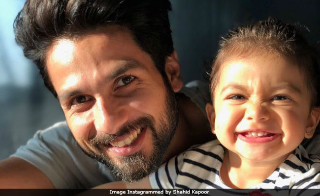When Misha Kapoor Would Question Daddy Shahid Kapoor's 'Fashion Sense', His Reply Would Be...
