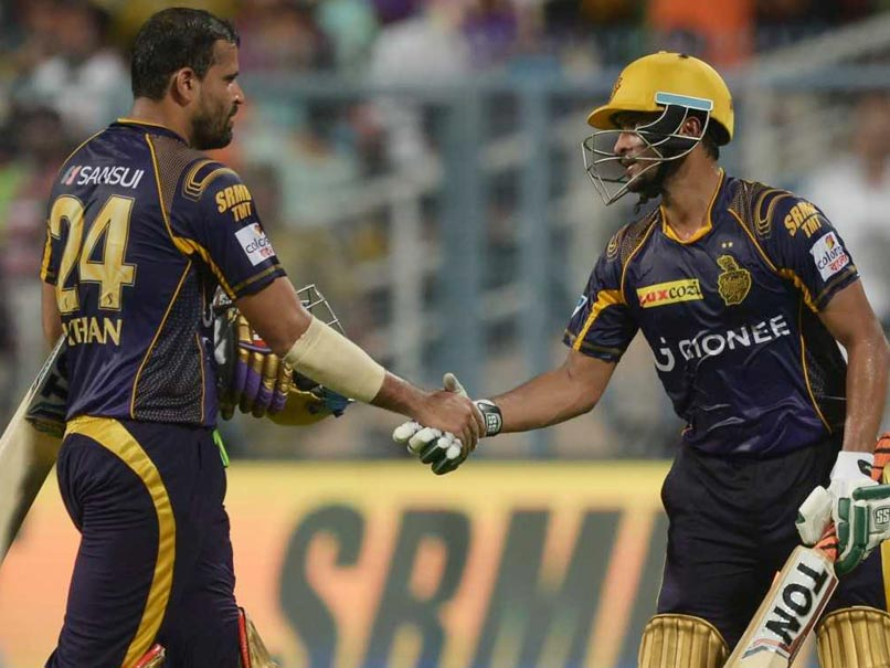 IPL 2018: I See Shakib Al Hasan More As Companion Than Competition, Says Yusuf Pathan
