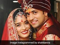 शक्ति अरोड़ा ने 10 दिन बाद खोला गुपचुप शादी का राज, 4 साल पहले हुई थी नेहा सक्सेना से सगाई