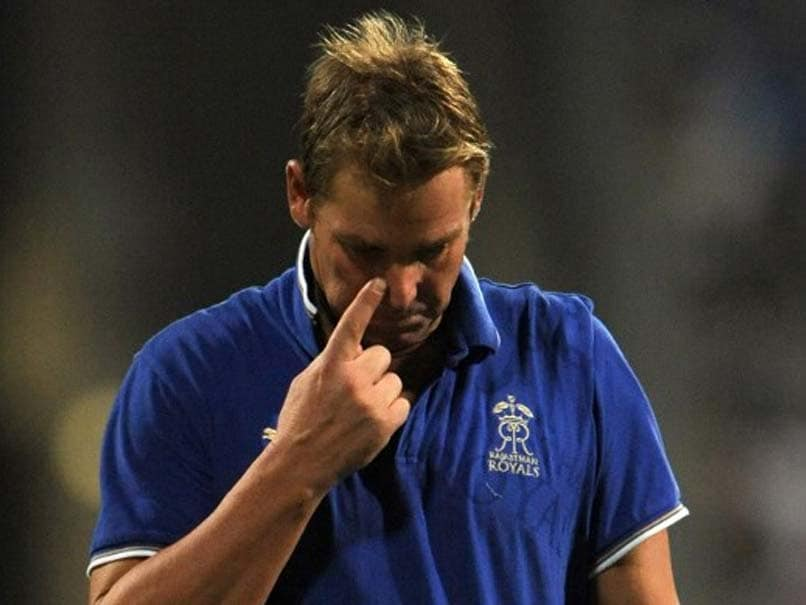 IPL 2018: Shane Warne Apologises To Rajasthan Royals Fans After Meek Performance vs Chennai Super Kings