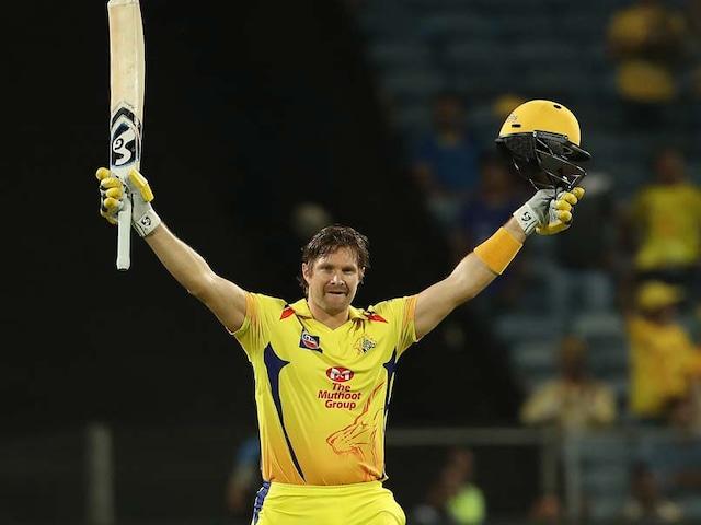 IPL 2018: Chennai Super Kings Shane Watson Slams 51-Ball Ton, Joins Elite List