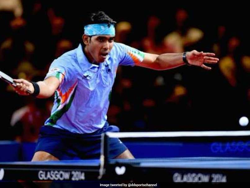 Commonwealth Games 2018: India Beat Nigeria, Claim Table Tennis Mens Team Gold After 12 Years