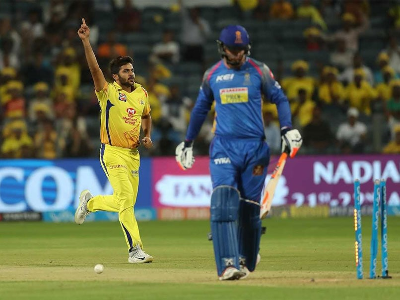 IPL 2018, Chennai Super Kings vs Rajasthan Royals, Highlights: Shane Watson Shines As CSK Thrash RR By 64 Runs
