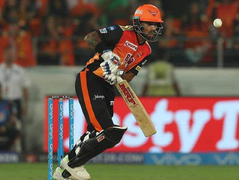IPL Highlights, SRH vs RR: Dhawan, Williamson Guide SRH To 9-Wicket Win Over RR