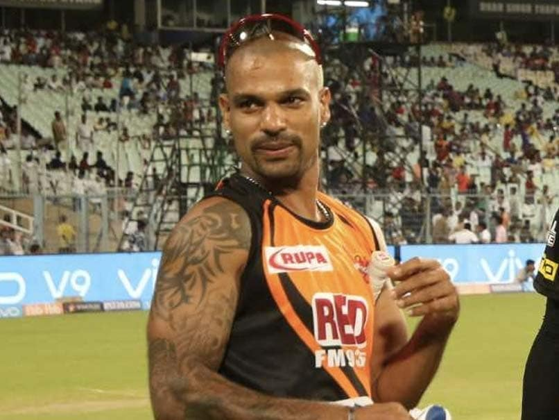 Watch: Shikhar Dhawan Turns To Mischief, Pranks Shakib Al Hasan And Rashid Khan