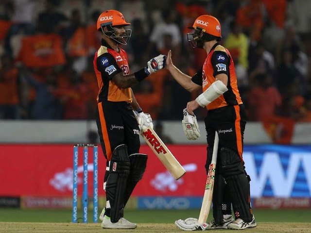 IPL 2018: Shikhar Dhawans Unbeaten 77 Helps Sunrisers Hyderabad Crush Rajasthan Royals By 9 Wickets