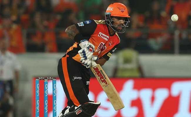 IPL Qualifier 1, SRH vs CSK: 'कुछ ऐसे' शिखर धवन के लिए पनौती बन गए प्ले-ऑफ मुकाबले !