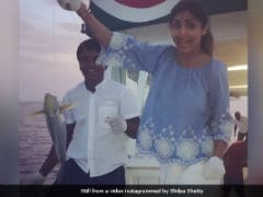 Shilpa Shetty, PETA Ambassador, Trolled For Posting A Catch And Release Fishing Video; 'Hypocrisy,' Says The Internet