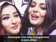 मिलिए शिल्पा शिंदे की 'धन धना धन' चौथी मम्मी से, Video में बरसाया प्यार...