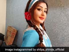 शिल्पा शिंदे ने अपने विरोधियों को दिया जवाब, बोलीं- जिसका कोई नहीं उसका तो खुदा है यारों...