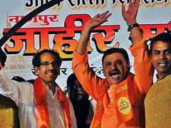 "Shiv Sena's ""Separate Yardsticks"" Attack On BJP Involves Shivaji Book, JNU"
