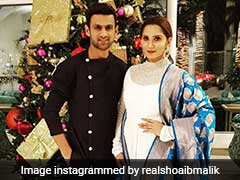 Sania Mirza, Shoaib Malik Share Cryptic