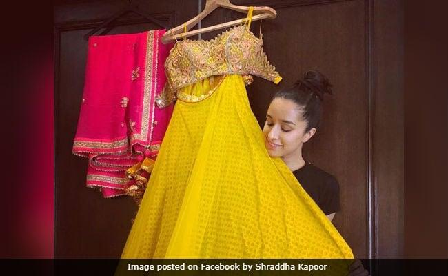 Shraddha Kapoor Preps For 'Biggest Haldi Ceremony' Of 2018; The Internet Thinks It's Sonam Kapoor's Haldi