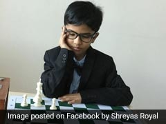 9-Year-Old Chess Prodigy From India Caught In Battle To Stay In UK