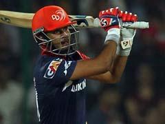 IPL 2018, DD vs KKR: श्रेयस अय्यर का प्रचंड प्रहार, केकेआर की 55 रन से हार