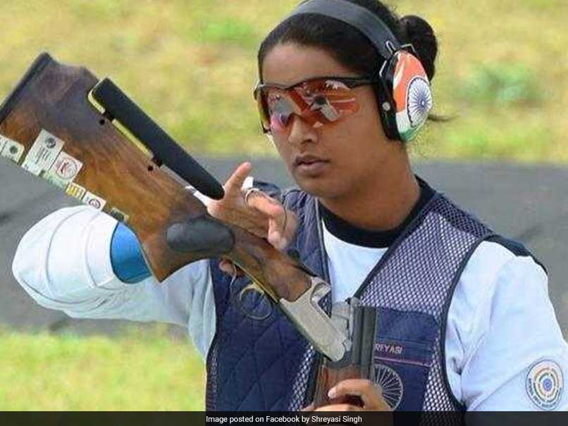 Commonwealth Games 2018: Shreyasi Singh Wins Gold In Womens Double Trap Event