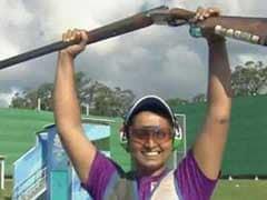 CWG 2018: इस स्कोर के साथ श्रेयसी सिंह ने जीता गोल्ड, वर्षा रमन एक प्वाइंट से कांस्य से चूकीं