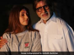 Shweta Bachchan Makes Her Debut (Just Not In Bollywood). Amitabh Bachchan Posts An Update