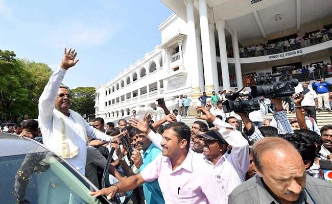 siddaramaiah karnataka elections pti