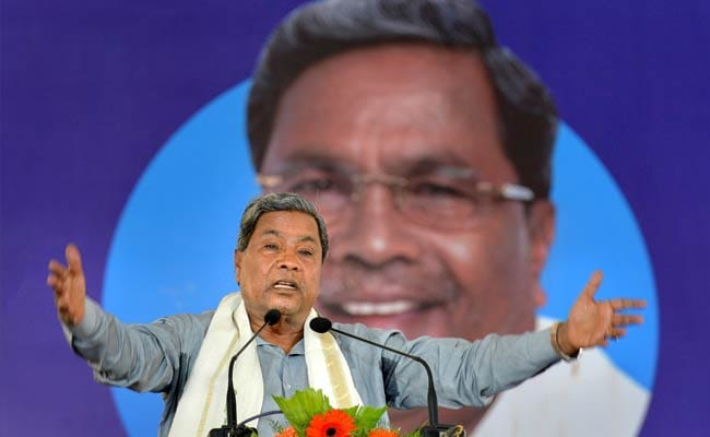 Allocation Of Portfolios In Karnataka Can Be Decided In 3-4 Days: Siddaramaiah
