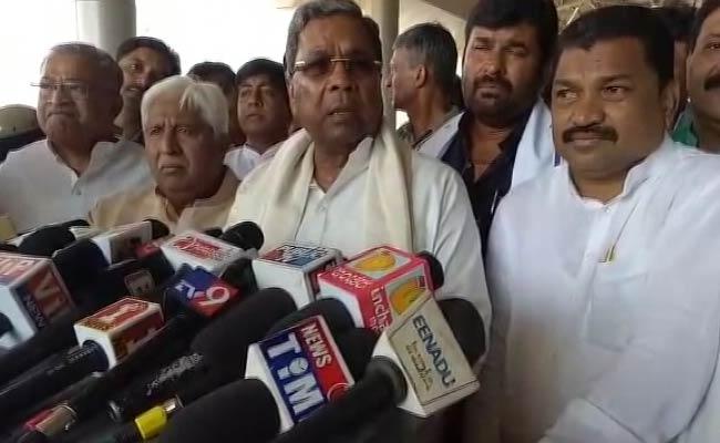 अगर CM योगी कर्नाटक में प्रचार करने आते हैं तो यह BJP के लिए माइनस प्वाइंट होगा: सीएम सिद्धारमैया