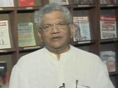 Why Opposition Doesn't Need A 2019 Face, According To Sitaram Yechury