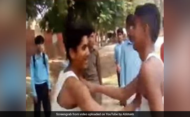 Class 6 Student Dies During Slap Fight Game In Pakistan