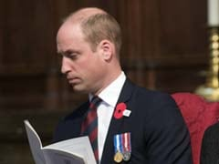 Every Parent Can Relate To Video Of Prince William Struggling To Stay Up