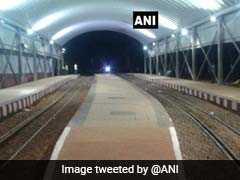 Maharashtra's Toy Train Stations Turn Green